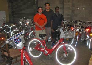 El Paso Bikeshare