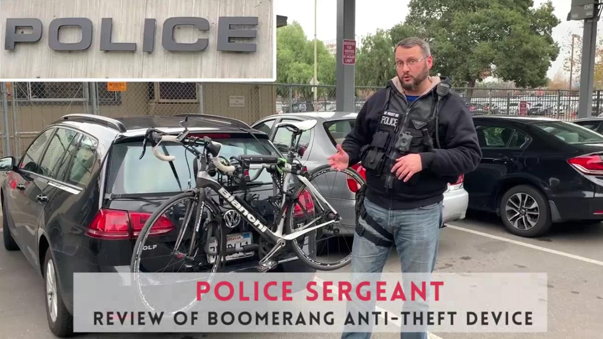 Boomerang Bikes   Bicycle Anti Theft GPS